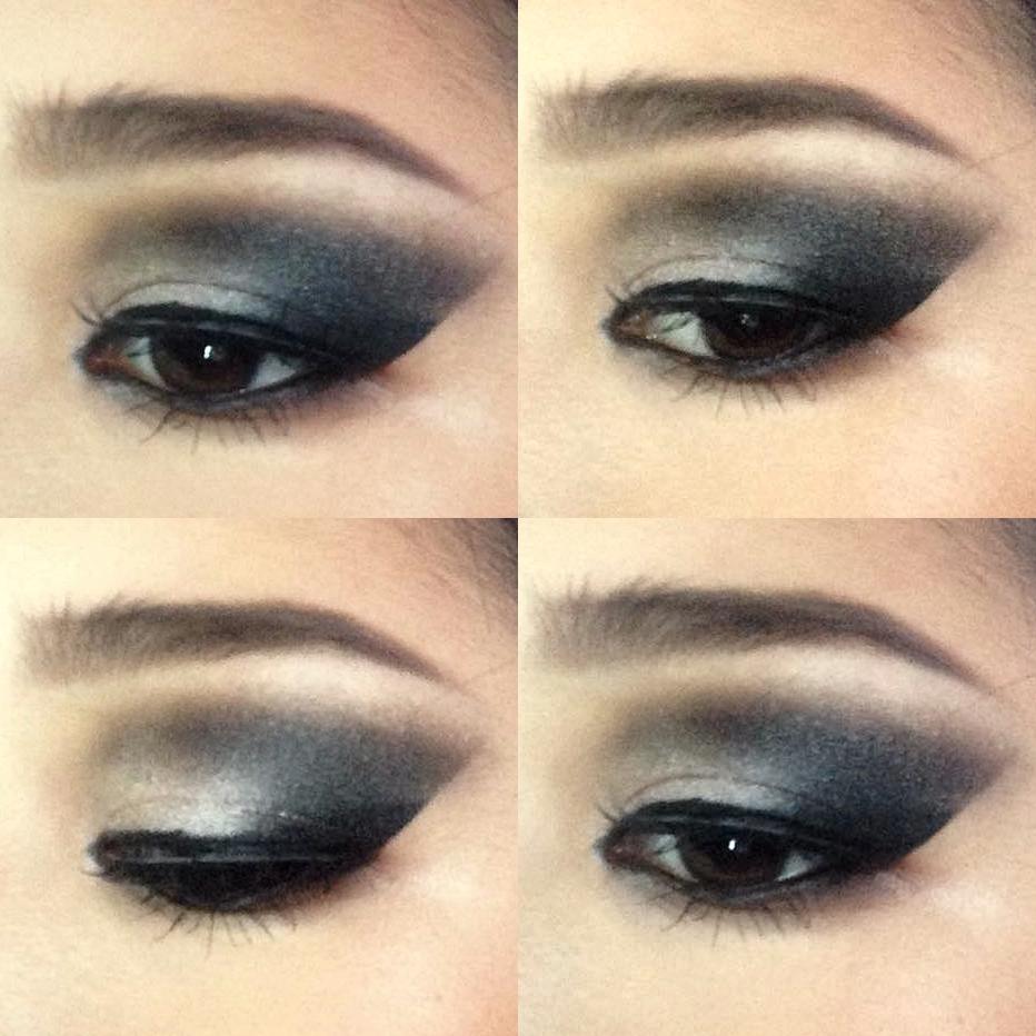 Dramatic Smokey Eyes Makeup Tutorial Mubu